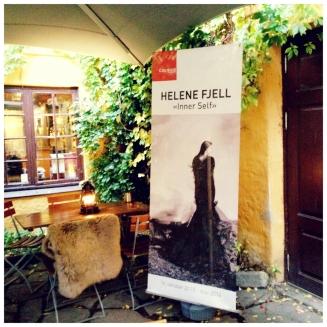 Outside the Restaurant Celsius